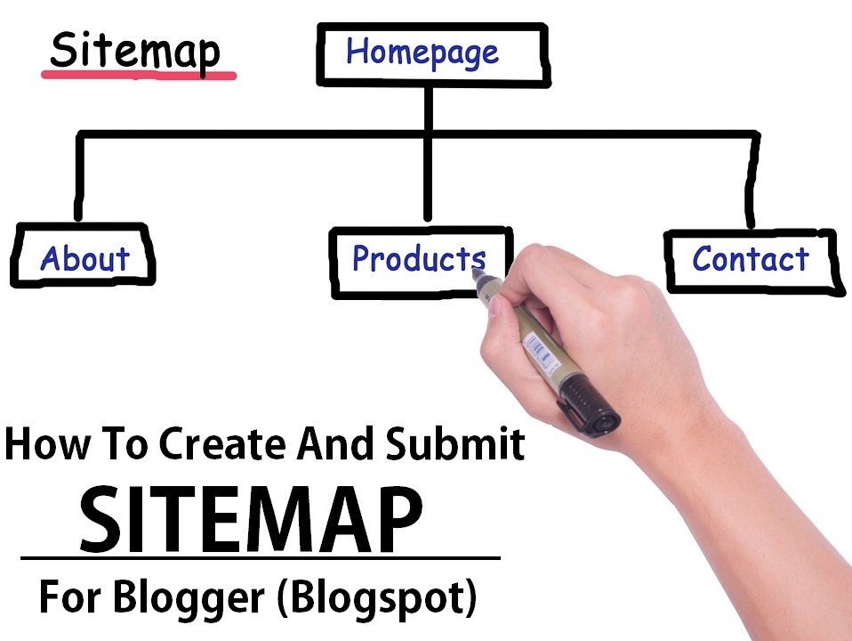 create-submit-sitemap-blogger